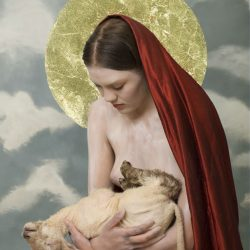 Lamb of God by Ione Rucquoi