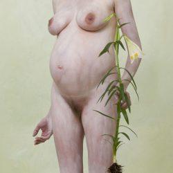 Sanctae 2 by Ione Rucquoi